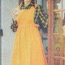 Butterick 5009 tie on jumper size 9/10 Jr/teen B 30 1/2, uncut sewing pattern