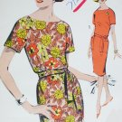 Advance 2994 vintage sewing pattern woman's dress sz 16 B36 uncut