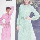 Butterick 5298 half size 14 1/2 dress, top skirt uncut sewing pattern knit fabrics