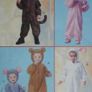 McCall 4618 costume sewing pattern size 1 child animal jumpsuit