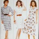 Butterick 6083 sewing pattern dress size 12 14 16 uncut 1988