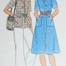 Butterick 4264 1970s sewing pattern dress top pants size 16 B38 uncut