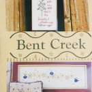 Cross stitch 2 patterns Bent Creek Velma's Apple Seed & In the Stars