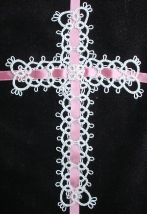 Crochet Cross Bookmark Patterns Crochet Patterns
