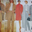 Butterick 4638 sewing pattern coat skirt pants sz 12 14 16 uncut