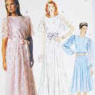 McCall 3049 full dress or gown sewing pattern 1987 formal prom size 20