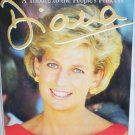 Diana a Tribute to the People's Princess by Peter Donnelly hard cover book