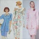 Simplicity 7571 sewing pattern 1991 two piece dress sz 6 8 10