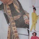 McCall 8844 sewing pattern misses vest tunic pants, sash skirt uncut sz 20-24