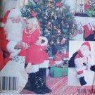 McCall 2289 Santa Claus suit costume uncut size large 42 44 uncut sewing pattern