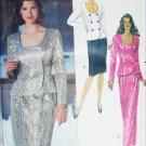 Butterick 5214 sewing pattern sz 12 14 16 uncut Rimini 1990 design