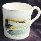 Bovey Pottery England souvenir cup mug Niagara Falls Canada