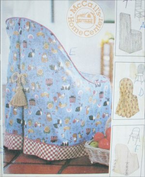 Kwik Sew 3132 from Kwik Sew patterns is a Crafts Chair Covers