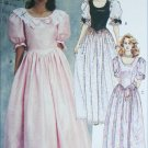 McCall 4694 sewing pattern formal prom dress bridesmaid sizes 12 14 16