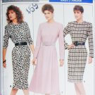 Butterick 5756 sewing pattern misses dress sz 12 14 16 flared skirt