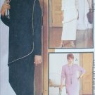 McCall 9288 sewing pattern misses tunic skirt pants size 24