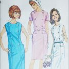 Simplicity 6532 vintage 1966 sewing pattern dress size 18 B38
