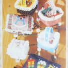 Soft cloth boxes and basket sewing patterns Patch Press unused