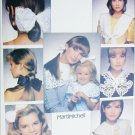 McCall 859 sewing pattern 8 bows and 13 collars children misses