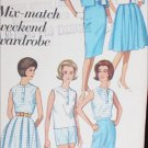 Simplicity 4808 vintage sewing pattern circa 1960 dress jacket size 15 B35