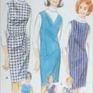 Butterick sewing pattern 3114 misses jumper dress size 14 B34 UNCUT