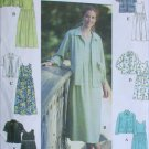 Simplicity 7954 sewing pattern misses dress and jacket size 6 8 10 UNCUT