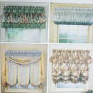 McCall 7485 sewing pattern home decorating curtain booklet