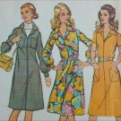 McCall 3445 vintage 1972 sewing pattern dress size 14 B36
