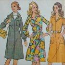 McCall 3445 vintage 1972 sewing pattern dress size 14 B36