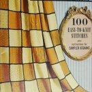 Fisher Botany Knitting primer instruction booklet 100 patterns