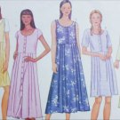 Butterick 3023 sewing patternloose fitting dress sizes 6 8 10 UNCUT