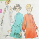 Simplicity 8540 vintage 1969 sewing pattern dress size 18 B40