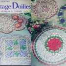 American School of Needlework Vintage Doliies to Crochet 5 designs