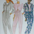 Butterick 5796 sewing pattern jacket top pants sizes 14 16 18 UNCUT