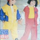 Butterick 3618 sewing pattern child jacket pants sizes 2 to 6x UNCUT