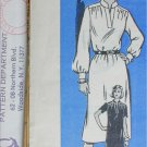Mail in vintage sewing pattern misses dress size 14 UNCUT