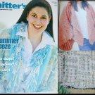 Knitter's magazine Summer 2005 K79 issue knitting craft patterns