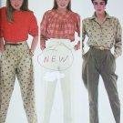 McCall 7715 sewing pattern misses pants size 12 UNCUT