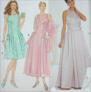 SIMPLICITY EVENING DRESS PATTERNS | Evening Dress