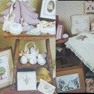 Cross stitch pattern booklet Sweet Memories Vanessa Ann Collection