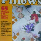 McCall pattern booklet Pillows crochet needlepoint knit designs vintage 1979
