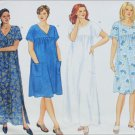 Butterick 6601 loose fitting dress sewing pattern sizes 22W 24W 26W UNCUT