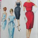 Simplicity 4688 sewing pattern vintage 1960s dress junior 11 B 31 1/2