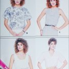 Butterick 4708 sewing pattern misses pulloever top blouse sizes 18 20 22 UNCUT