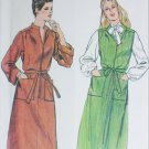 Butterick 3961 sewing pattern dress jumper size 20 UNCUT