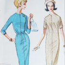 McCall 6879 vintage 1963 sewing pattern dress size 12 bust 32