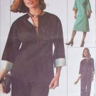 Simplicity 7656 sewing pattern pullover top skirt pants size 12 UNCUT