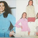 McCall 5810 sewing pattern misses blouses size 10 B 32 1/2 UNCUT