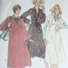 Butterick 6249 sewing pattern loose fitting dress misses size 8 10 and 12 UNCUT