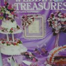 Artificial flower arranging Wedding Treasures 16 floral keepsakes craft booklet